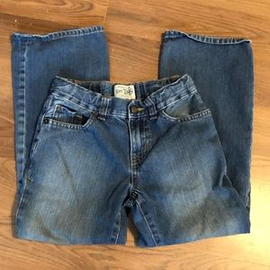 Boys size 7 bootcut Childrens Place Jeans